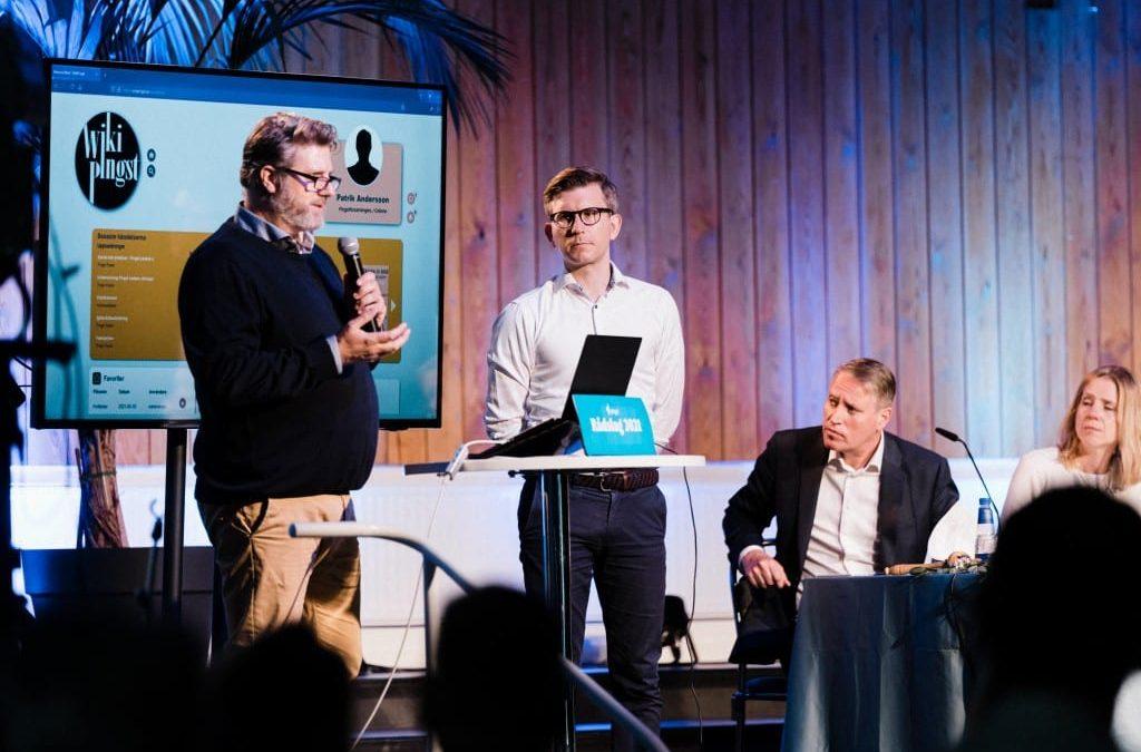 Nytt digitalt redskap till församlingar